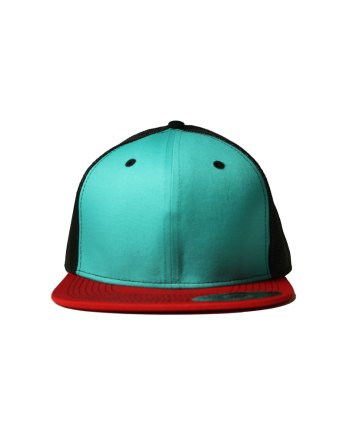 Mint-Black-Red-Snapback