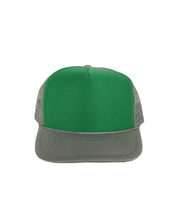 Green-Gray-Foam-Trucker