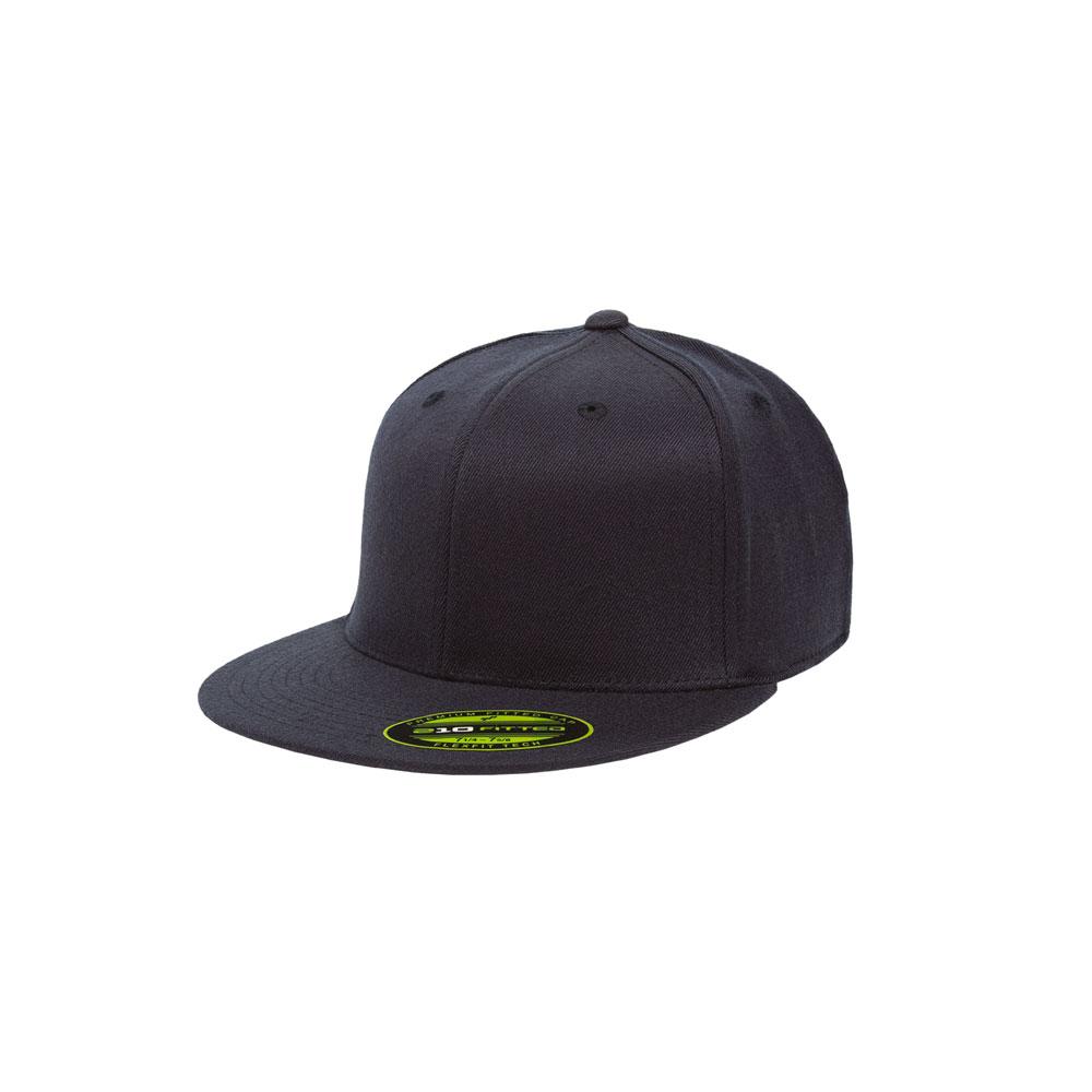 f9a64f1d0 Home / All Hats / All Solids / (Dozen) Blank Hats: Flexfit 210 Solid Black  ...