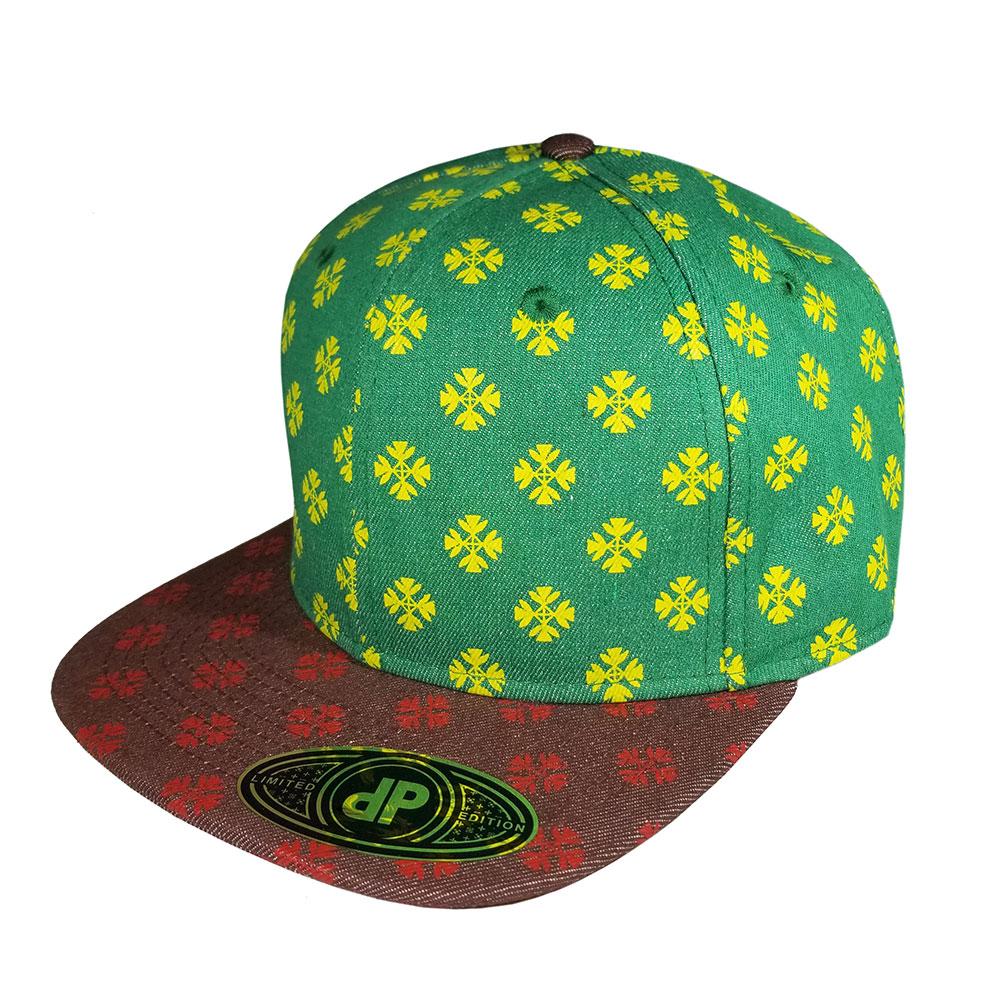 Kahili-Denim-Rasta-Snapback-Hat