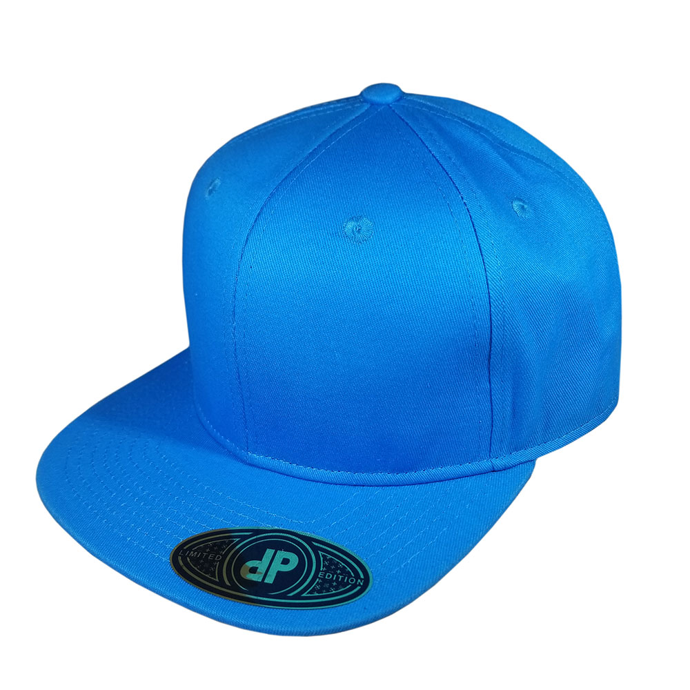 Colombia-Columbia-Blue-Snapback-Flatbill-Hat-Cap