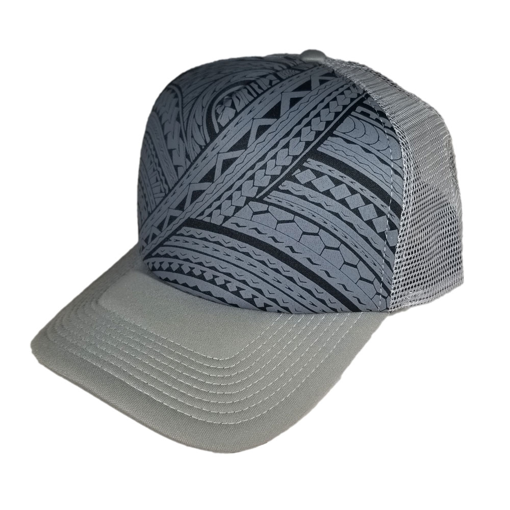 foam-trucker-gray-tribal-curved-bill