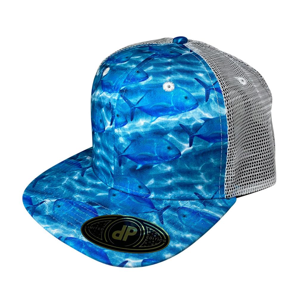 blank-hat-snapback-flat-bill-ulua-white-mesh-hawaiian-flag-underbill