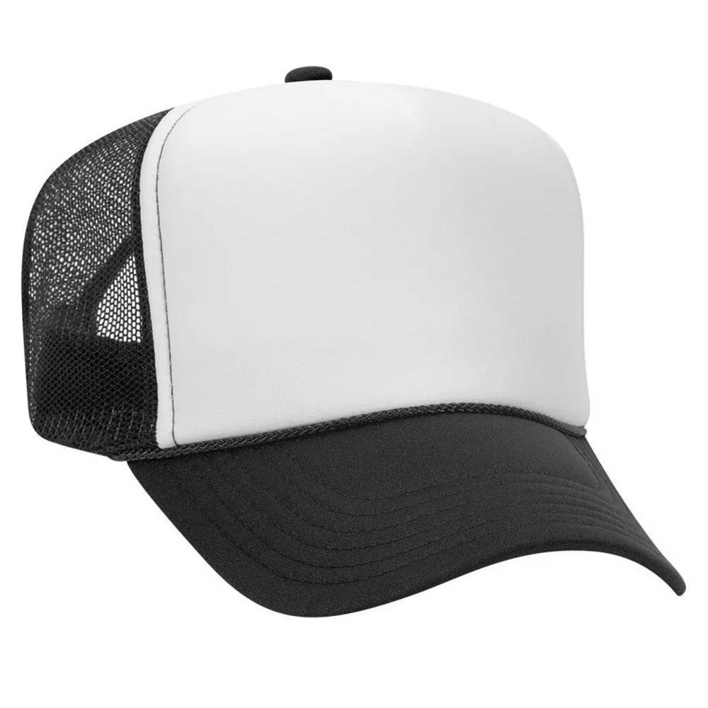 Black-White-Black-FoamTrucker