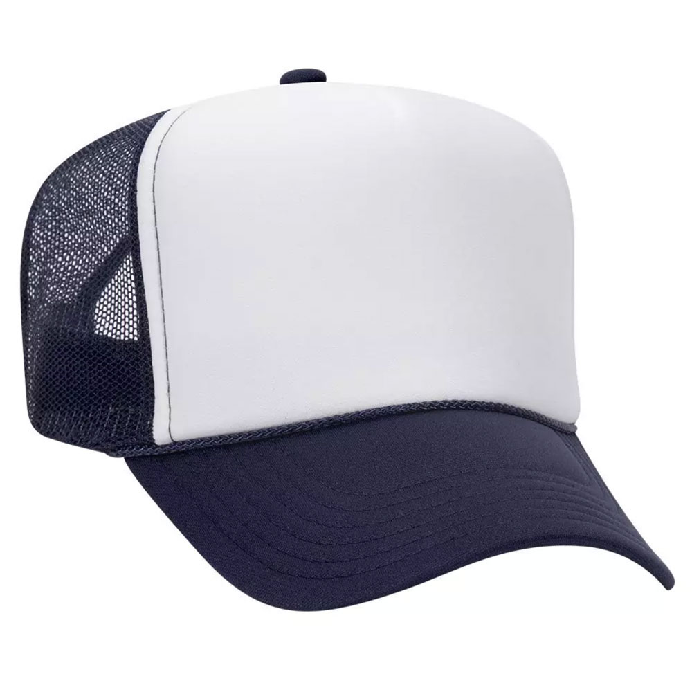 Navy-White-Navy-FoamTrucker