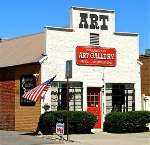 Artist Co Op Gallery of Reno
