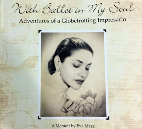 Book Review #6: With Ballet in My Soul by Eva Maze