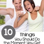 Things You Should Do the Moment You Become Pregnant