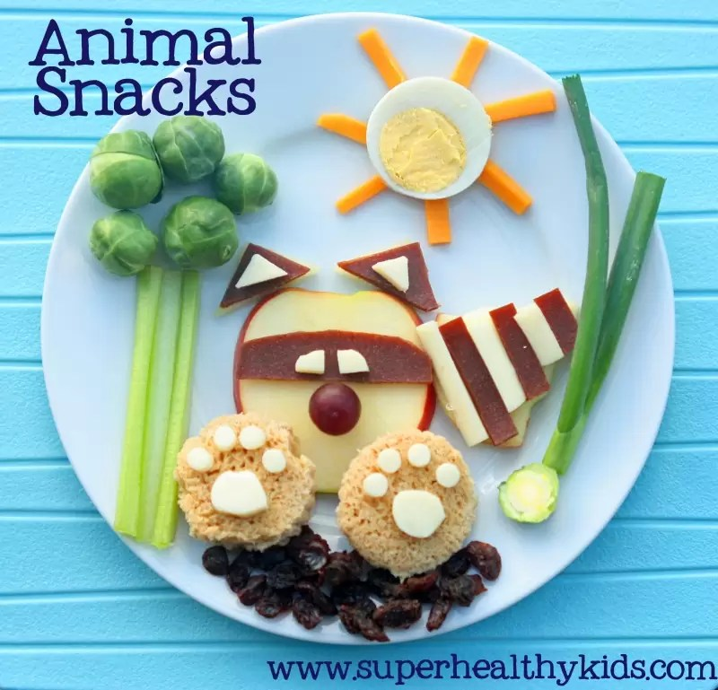 snacks for kids