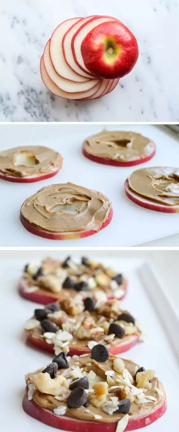 Healthy Apple Snack Cake