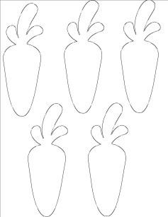 Carrot Printable