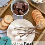 The Best Campfire Desserts!