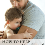 How to Help Your Husband Connect with the KIDS!