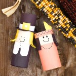 DIY Thanksgiving Craft + Printable