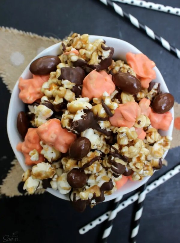 caramel pumpkin crunch