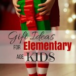 Gift Ideas For Kids Ages 4 and Up