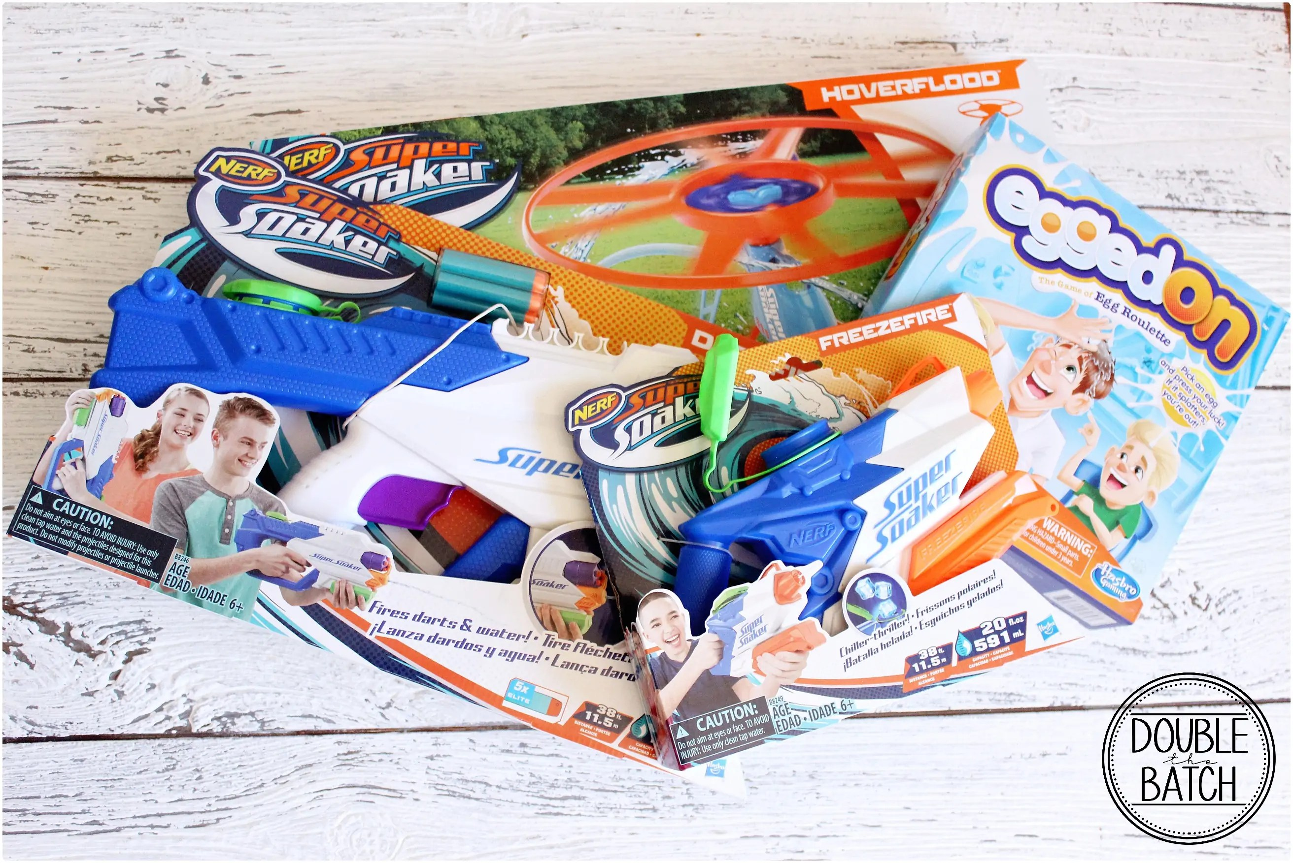 Large Summer Goal Prizes, perfect for keeping cool this summer!- Find at Hasbro.com