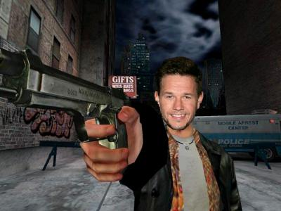 Mark Whalberg as Max Payne