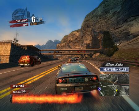 Burnout Paradise Screenshot 3