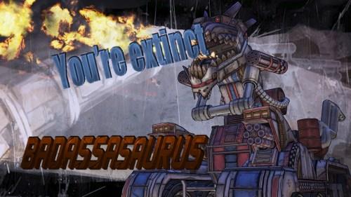 Badasssaurus