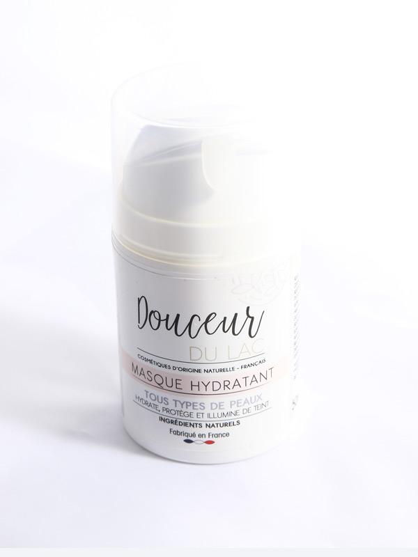 masque hydratant peau mature