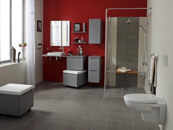 la douche italienne du luxe dans votre