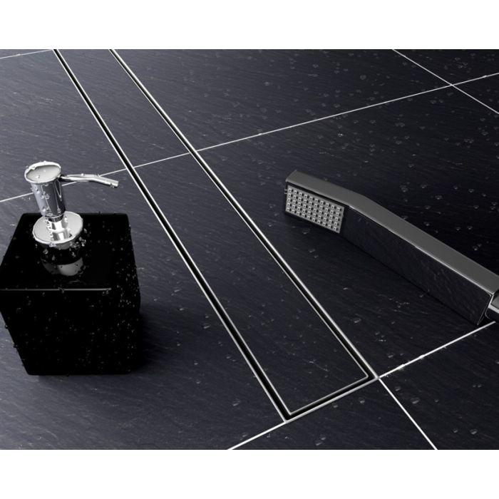 Voici comment poser une bonde pour douche italienne for Pose caniveau douche italienne