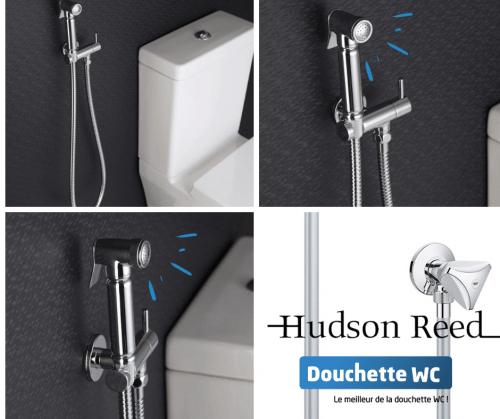 douchette wc de la marque hudson reed