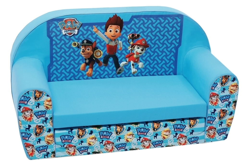 paw patrol flip open sofa target victorian sofas pictures bed | cabinets matttroy