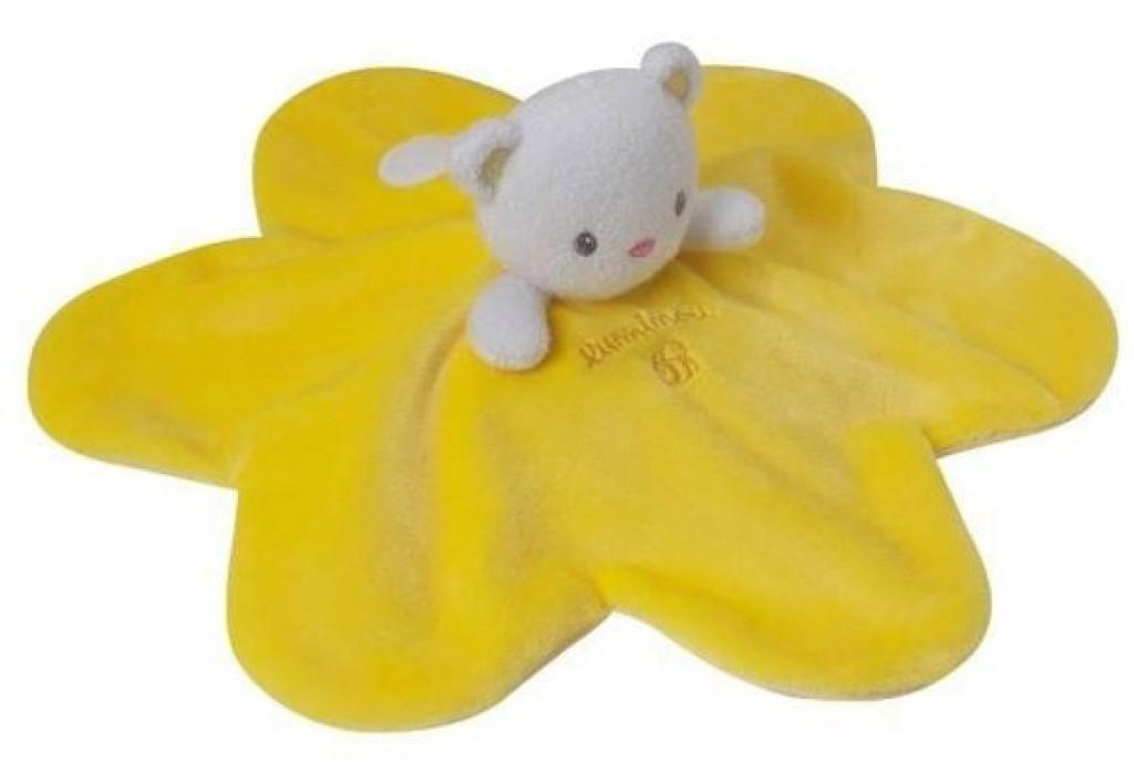 jemini doudou luminou ours jaune doudouplanet livraison gratuite 24 48h