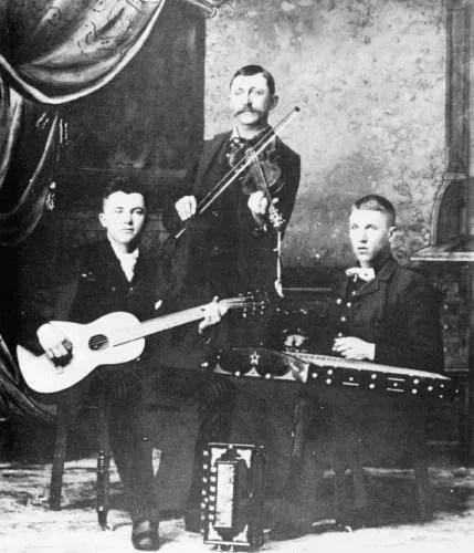 hammered dulcimer midland michigan 1899