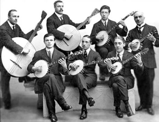Banjo orchestra