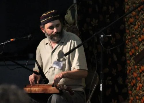 Doug Berch - dulcimer builders and player