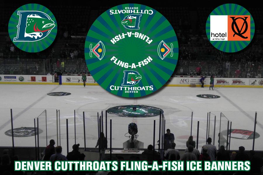 Denver Cutthroats signage image
