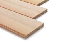 """Douglas Fir Paneling with V-groove 5 1/8"""" Face"""