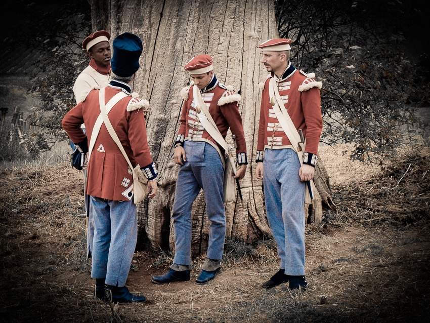 Bicentenary of the Battle of Waterloo, June 18th 2015
