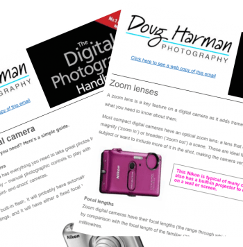 Free Weekly Digital Photography Lessons