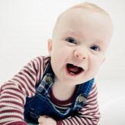 A Baby Portrait taken in my studio in Ashford, Kent.