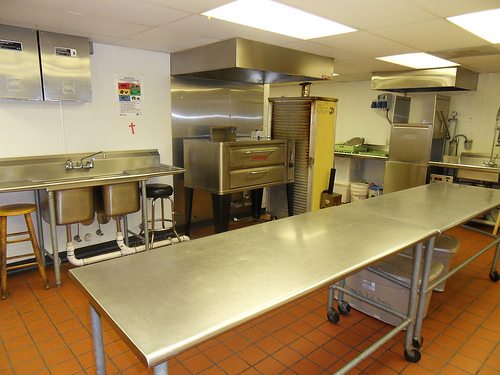 kitchen for rent best undermount sinks a could help you start food business dough