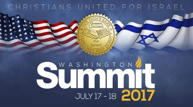 Join us in DC for the CUFI Summit! (Special Group Rate)
