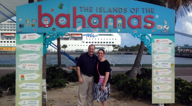 3 Days' worth of pics from a 25th wedding anniversary Bahamas cruise