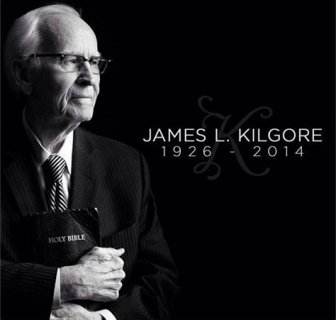 James Kilgore, Sr 1926-2014
