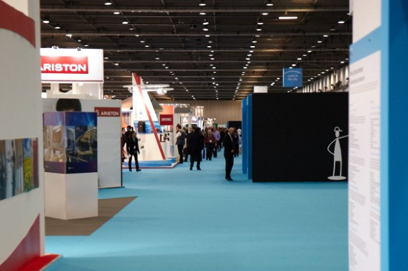Ecobuild photographed 6th March 2013