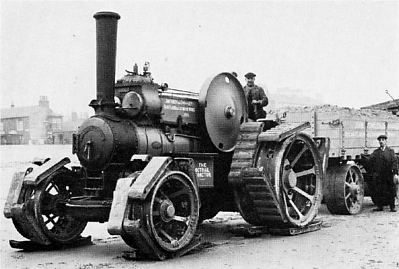 Fowler Traction Engine For Sale