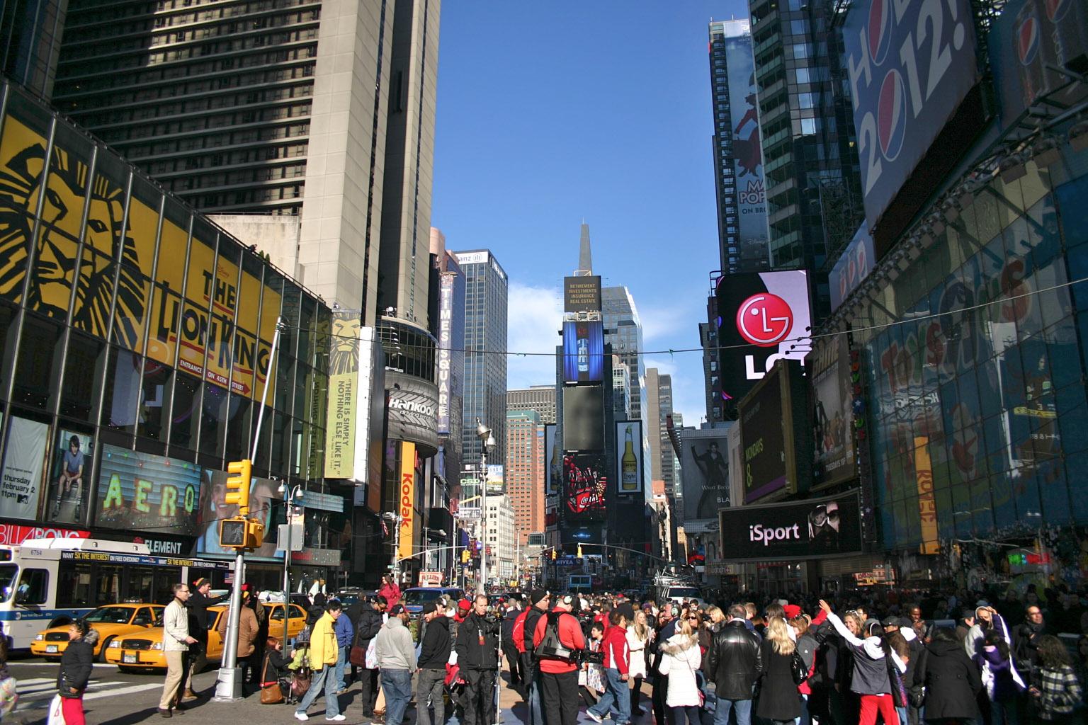 New York  2011  Douglas Stebila