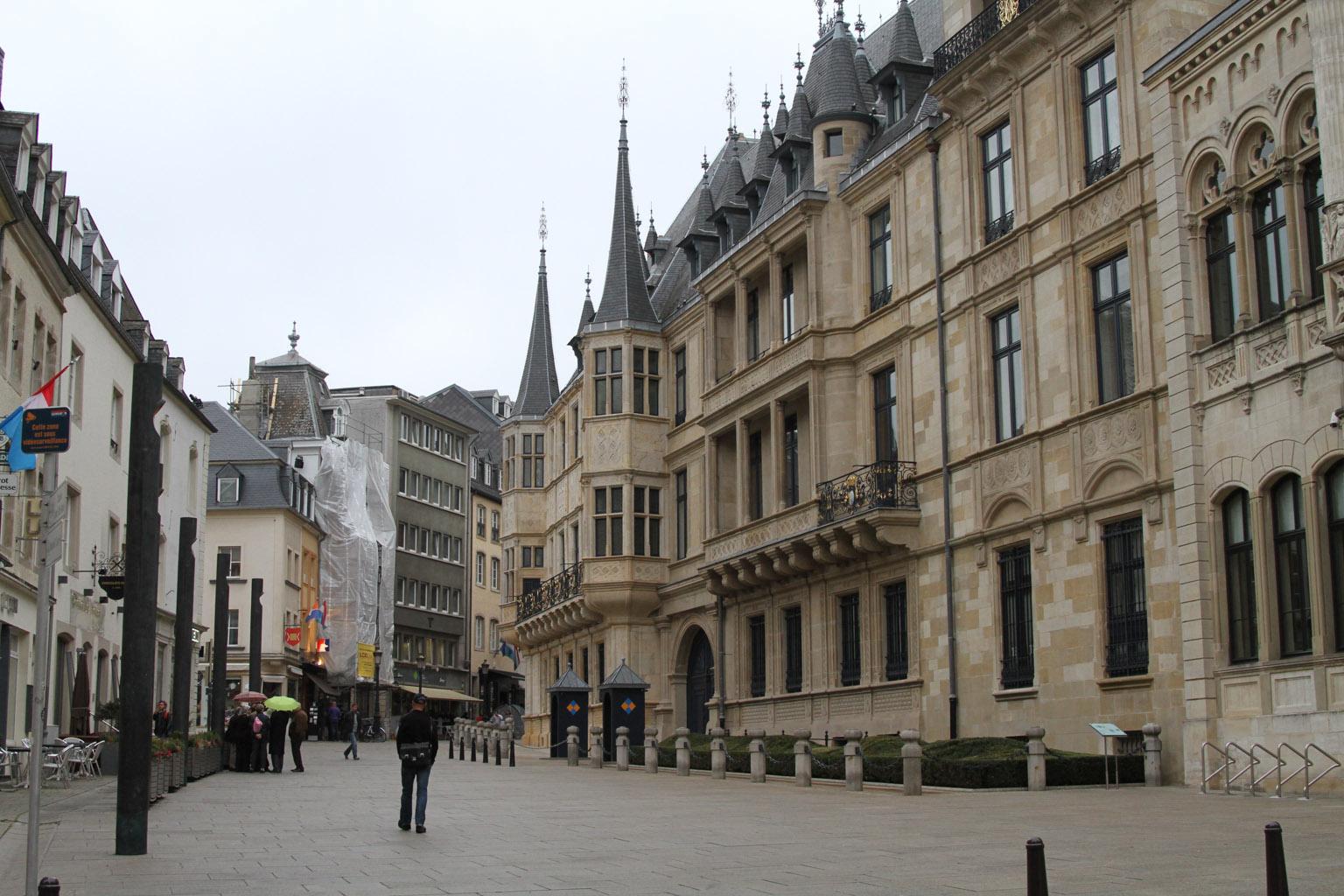 Germany and Luxembourg  SeptemberOctober 2012  Douglas Stebila