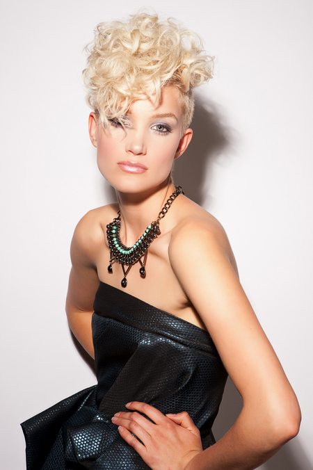 short hair stylist raleigh nc - 2013 Ethereal Collection