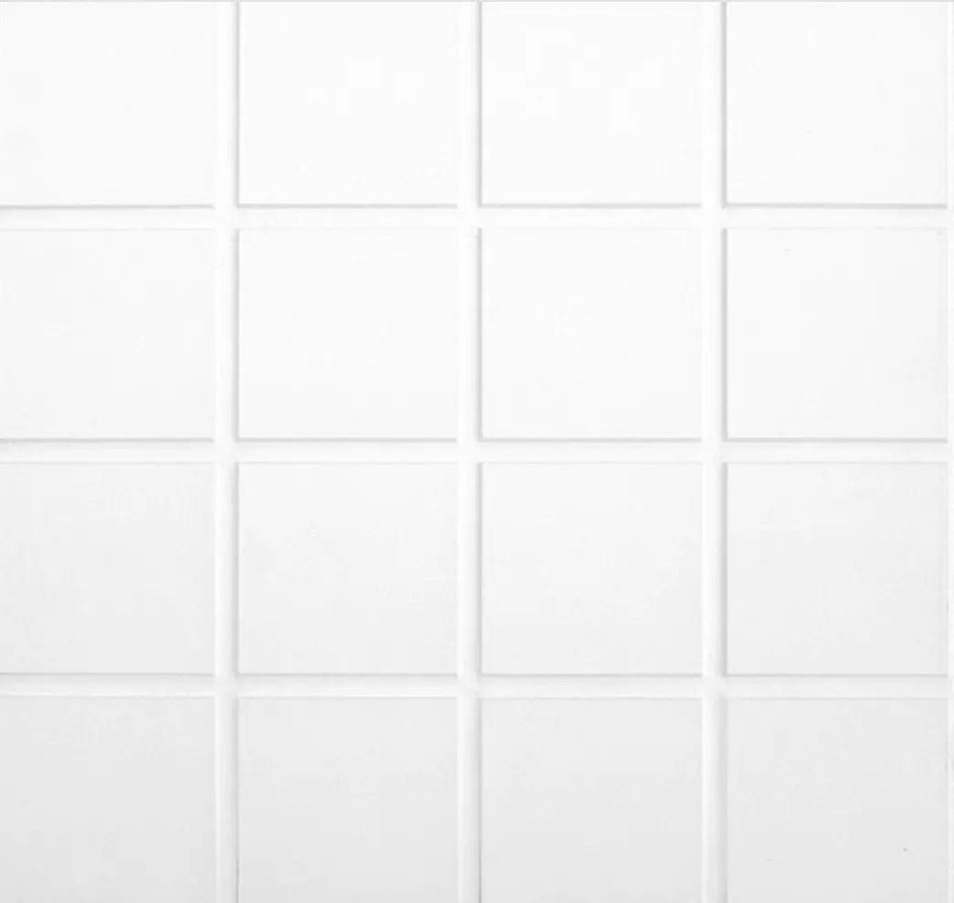 Mineral Fiber Ceiling Tile Tegular Edge