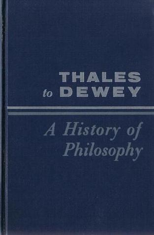 GHC Review 9; Thales to Dewey