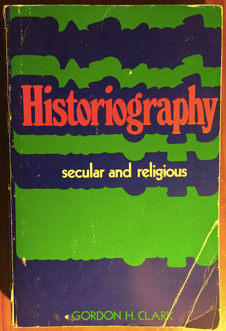 GHC Review 19; Historiography, Secular and Religious Review 0